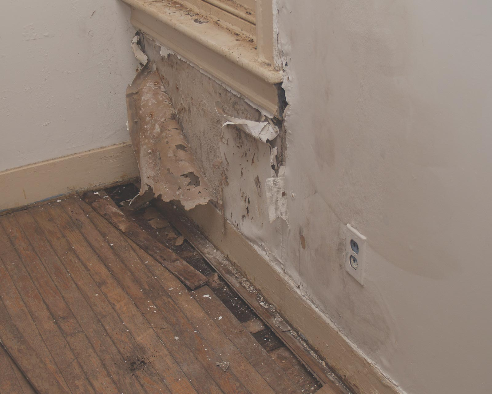 Water & Flood Damage Restoration